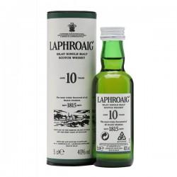 Laphroaig 10 Mini