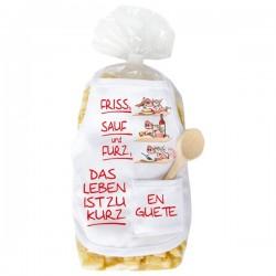 Pasta - Friss, Sauf und Furz