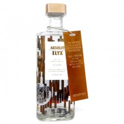 Absolut Elyx limited Singapur Edition