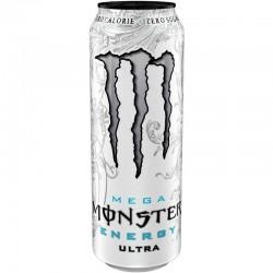 Monster Mega Ultra White Energy Drink