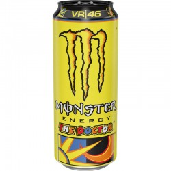Monster Energy Drink The Doctor