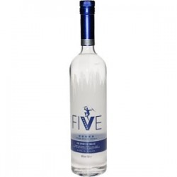 Brecon Five Vodka