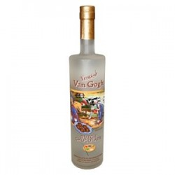 "Van Gogh Dutch Chocolate ""Making Choc"" Vodka"