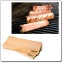 Räucherbretter und Wood Wraps